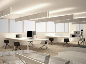 Ofis Tasarımında Yeni Koleksiyon Işık ve Ses Akustiği