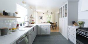 Mutfak Yenilemesinde Açık ve Havadar